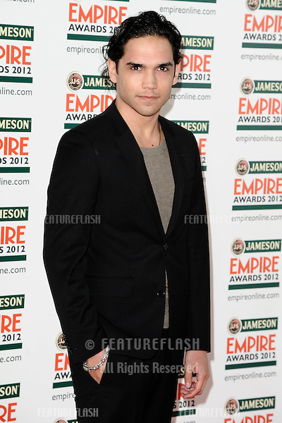Reece Ritchie arriving for the Empire Film Awards 2012 at the Grosvenor House Hotel, London. 25/03/2012 Picture by: Steve Vas / Featureflash