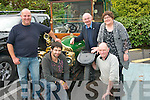 Vintage.-------.About to take to the roads of south Kerry in last weekends Kingdom Vintage,Veteran and Classic Car Club annual Autumn run based at the Kenmare Bay Hotel were L-R Brendan Creagh,David Curren&Michael O'Connor(Tralee)and James Carmody and Bernie Byrne(Farronfour)