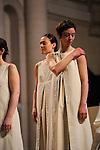 ANNONCIATION<br /> <br /> Chor&eacute;graphie : COQUEMPOT Mi&eacute;<br /> Danse : K622 - Ingrid Cogne, Agn&egrave;s Coutard, Maud Pizon, Beatriz Setien Yeregui<br /> Chant : Le quatuor Gabriel -  Fr&egrave;re Beno&icirc;t, Fr&egrave;re Dominic, Fr&egrave;re Fran&ccedil;ois-Xavier<br /> Orgues Silbermann : Jacques Kauffmann, Fr&egrave;re Dominic<br /> Costumes : Akiko Takebayashi<br /> Musique : Chants Gr&eacute;goriens, JS Bach (BWV 588 &amp; BWV 552), J Baez, Dominic White (Sea Dance)<br /> Mise en oeuvre et images : Mi&eacute; Coquempot<br /> Dans le cadre des jeudis du 222 : www.lesjeudisdu222.org<br /> Lieu : Eglise de l'Annonciation<br /> Ville : Paris<br /> Le : 25 03 2010<br /> &copy; Laurent PAILLIER / photosdedanse.com<br /> All rights reserved