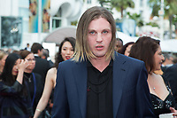 CANNES, FRANCE - MAY 18: Michael Pitt attends the screening of 'The Wild Pear Tree (Ahlat Agaci)'  during the 71st annual Cannes Film Festival at Palais des Festivals on May 17, 2018 in Cannes, France. <br /> <br /> Picture: Kristina Afanasyeva/Featureflash/SilverHub 0208 004 5359 sales@silverhubmedia.com