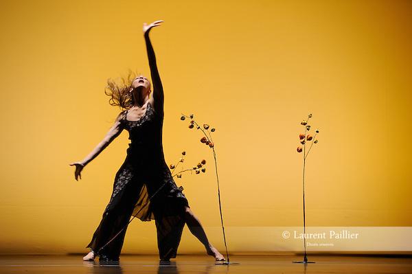 Inanna<br /> Alexandra Vima<br /> Th&eacute;&acirc;tre National de Chaillot, Paris &ndash; 2012