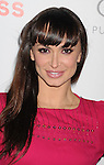 HOLLYWOOD, CA - AUGUST 22: Karina Smirnoff arrives at the 'Lawless' Los Angeles Premiere at ArcLight Cinemas on August 22, 2012 in Hollywood, California. /NortePhoto.com....**CREDITO*OBLIGATORIO** *No*Venta*A*Terceros*..*No*Sale*So*third* ***No*Se*Permite*Hacer Archivo***No*Sale*So*third*