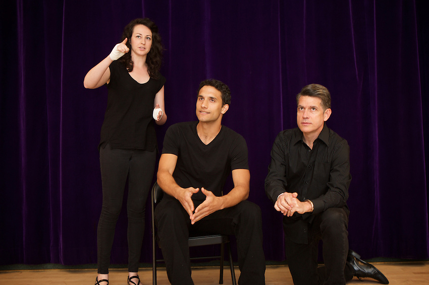 New York, NY - July 8, 2016: Initial press photos of the cast of Movin' On Up by Jeremy Kehoe.<br /> <br /> <br /> CREDIT: Clay Williams.<br /> <br /> &copy; Clay Williams / claywilliamsphoto.com
