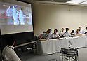 TEPCO News Conference on Roadmap