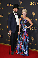LOS ANGELES - SEP 17:  Chris Sullivan, Rachel Reichard at the 69th Primetime Emmy Awards - Arrivals at the Microsoft Theater on September 17, 2017 in Los Angeles, CA