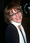 "Patti Lupone at the opening night of ""Indescretions"" at the Barrymore Theatre in New York City on April 27th, 1995."