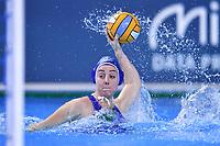 Giulia EMMOLO ITA  <br /> Budapest 12/01/2020 Duna Arena <br /> GERMANY (white caps) Vs. ITALY (blue caps)<br /> XXXIV LEN European Water Polo Championships 2020<br /> Photo  © Andrea Staccioli / Deepbluemedia / Insidefoto