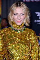 Cate Blanchett at the premiere for &quot;Thor: Ragnarok&quot; at the El Capitan Theatre, Los Angeles, USA 10 October  2017<br /> Picture: Paul Smith/Featureflash/SilverHub 0208 004 5359 sales@silverhubmedia.com