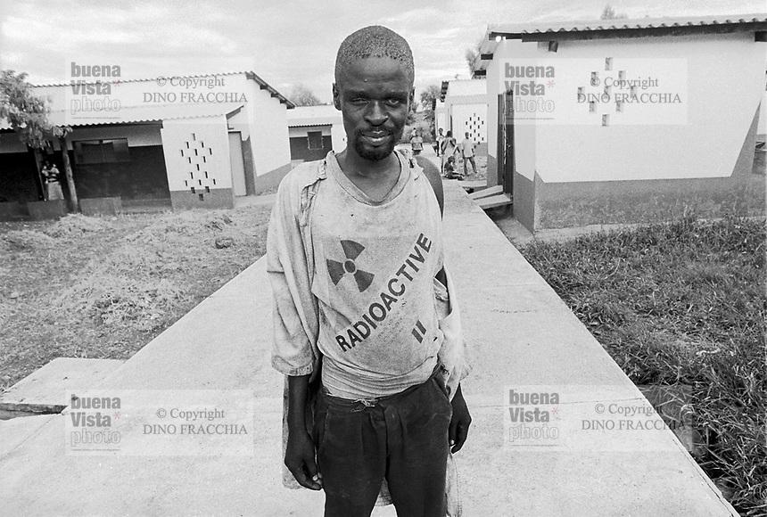 - Mozambique, country hospital in Nhamatanda village....- Mozambico, ospedale rurale nel villaggio di Nhamatanda, provincia di Sofala
