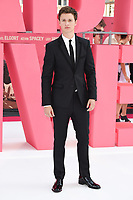 Ansel Elgort<br /> at the &quot;Baby Driver&quot; premiere, Cineworld Empire Leicester Square, London. <br /> <br /> <br /> &copy;Ash Knotek  D3285  21/06/2017