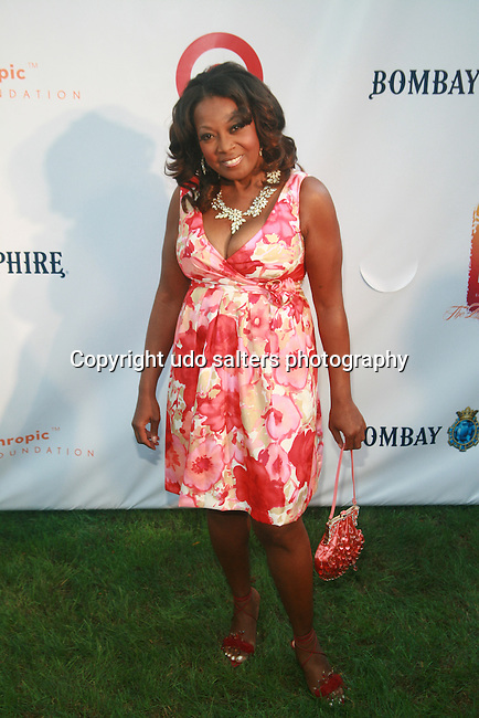 Star Jones Attends Russell Simmons' 12th Annual Art for Life East Hampton Benefit, NY 7/30/11