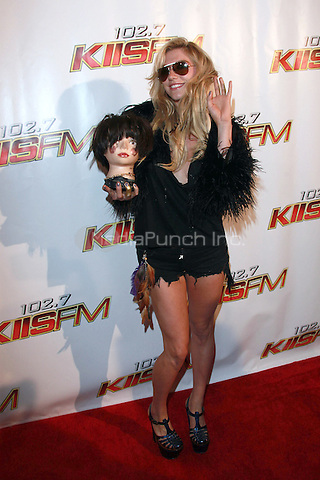 Ke$ha at KIIS FM's Wango Tango 2010 at Staples Center  in Los Angeles, California. May 15, 2010  Credit: Dennis Van Tine/MediaPunch
