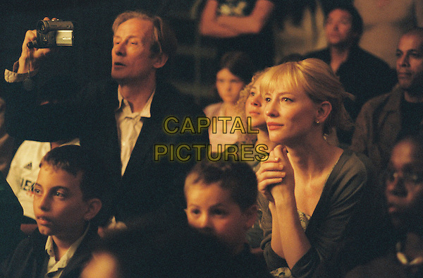 BILL NIGHY & CATE BLANCHETT.in Notes on a Scandal .**Editorial Use Only**.CAP/FB.Supplied by Capital Pictures