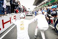 24 HOURS AT LE MANS (FRA) ROUND 3 FIA WEC 2016