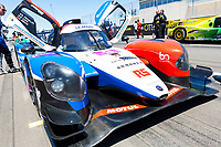 12th January 2020; The Bend Motosport Park, Tailem Bend, South Australia, Australia; Asian Le Mans, 4 Hours of the Bend, Race Day; The number 9 Graff LMP3 driven by Eric Trouilllet, Ricky Capo, David Droux before the race - Editorial Use