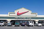 Shopping, Nike Factory Store, Prime Outlet Mall, Orlando, Florida