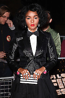 "Janelle Monae<br /> at the London Film Festival premiere for ""Moonlight"" at the Embankment Gardens Cinema, London.<br /> <br /> <br /> ©Ash Knotek  D3163  06/10/2016"