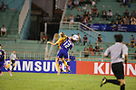 Australia vs Japan during the 2014 AFC Women's Asian Cup Group Stage A match on May 14, 2014 at the Thống Nhất Stadium in Hồ Chí Minh City, Vietnam. Photo by World Sport Group