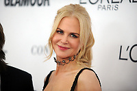 NEW YORK, NY - NOVEMBER 13: Nicole Kidman attends the 2017 Glamour Women of The Year Awards at Kings Theatre on November 13, 2017 in New York City. <br /> <br /> <br /> People:  Nicole Kidman<br /> <br /> Transmission Ref:  MNC1<br /> <br /> Hoo-Me.com / MediaPunch