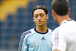 14.08.2012, Commerzbank Arena, Frankfurt, Hannover 96 Training, im Bild Mesut Oezil (8, Deutschland)<br /> <br /> // during the German National Team Training, Commerzbank Arena, Frankfurt, Germany, on 2012/08/14,<br /> Foto © nph / Sielski *** Local Caption ***