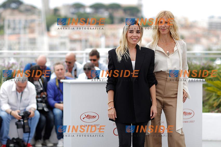 Jury Camera d'or, Sandrine Kiberlain, Elodie Bouchez<br /> Cannes 18-05-2017 70&deg;Edizione Festival del Cinema di Cannes. <br /> Foto Panoramic / Insidefoto