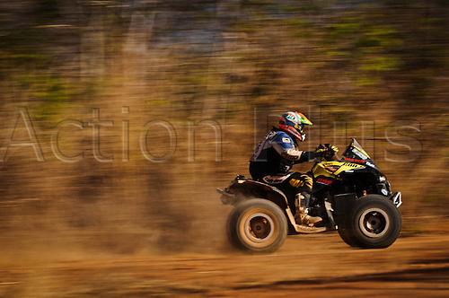 14 08 2010  driver  Carlo Collet Durante 2010 Rally dos Sertes Brazil