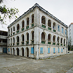 Custom House In Beihai (Pakhoi), Built In 1883.