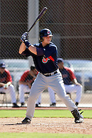 Jeremie Tice - Cleveland Indians 2009 Instructional League.Photo by:  Bill Mitchell/Four Seam Images..