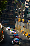 Pilots races the FIA WTCC during the 61st Macau Grand Prix on November 16, 2014 at Macau street circuit in Macau, China. Photo by Aitor Alcalde / Power Sport Images