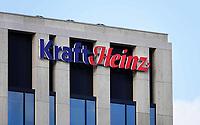 Nederland  Amsterdam -  September 2018. Zuidas. Kraft Heinz kantoor.   Foto Berlinda van Dam / Hollandse Hoogte