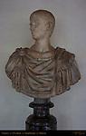 Caligula 1st c Roman Uffizi Gallery Florence