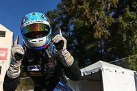 #47 Forty 7 Motorsports, Norma M30, LMP3: Austin McCusker, Celebration