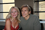 """Guiding Light's Grant Aleksander & Beth Chamberlin """"Phillip & Beth"""" at the Daytime Stars and Strikes Charity Event to benefit the American Cancer Society at the Bowlmore Lanes, New York City, New York. (Photo by Sue Coflin/Max Photos)"""