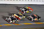 Feb 13, 2009; 8:25:58 PM; Daytona Beach, FL, USA; NASCAR Camping World Truck Series race of the NextEra Energy Resources 250 at Daytona International Speedway.  Mandatory Credit: (thesportswire.net)