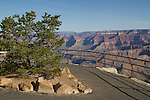 Pima Point overlook in Grand Canyon National Park, Arizona . John offers private photo tours in Grand Canyon National Park and throughout Arizona, Utah and Colorado. Year-round.