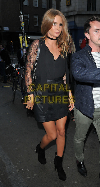 Millie Mackintosh attends the Professor Green's &quot;Lucky&quot; book launch party, Lights of Soho, Brewer Street, London, England, UK, on Thursday 10 September 2015. <br /> CAP/CAN<br /> &copy;Can Nguyen/Capital Pictures
