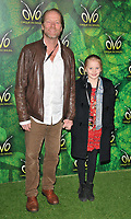 Iain Glen at the OVO by Cirque du Soleil press night, Royal Albert Hall, Kensington Gore, London, England, UK, on Wednesday 10 January 2018.<br /> CAP/CAN<br /> &copy;CAN/Capital Pictures