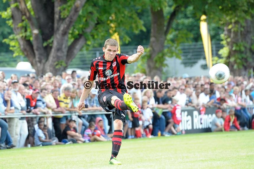 Sebastian Jung (Eintracht)- Eintracht Frankfurt vs. VfR Aalen
