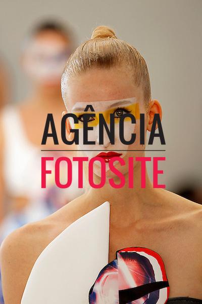 Paris, Franca&sbquo; 24/09/2013 - Desfile de Ground Zero durante a Semana de moda de Paris  -  Verao 2014. <br /> Foto: FOTOSITE