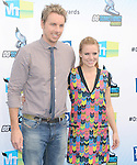 Kristen Bell and Dax Shepard attends The 2012 Do Something Awards at the Barker Hangar in Santa Monica, California on August 19,2012                                                                               © 2012 DVS / Hollywood Press Agency