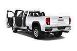 Car images of 2020 GMC Sierra-3500HD - 4 Door Pick-up Doors