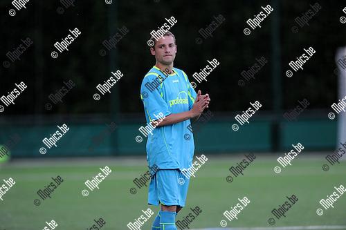 2012-08-02 / Voetbal / seizoen 2012-2013 / Brasschaat / Michael Achtergael..Foto: Mpics.be