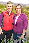 Pictured on the Hospice walk in Killorglin on Friday morning were Marguerite Brosnan and Marie Billot. .... ..........................
