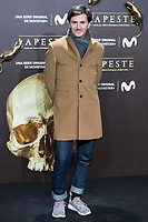 Roger Gual attends to the premiere of 'La Peste' at Callao Cinemas in Madrid, Spain. January 11, 2018. (ALTERPHOTOS/Borja B.Hojas) /NortePhoto.com NORTEPHOTOMEXICO