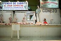 Mercado de San Juan. Aromas y Sabores with Chef Patricia Quintana, Mexico City, Mexico