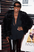 "LONDON, UK. September 23, 2019: Mica Paris at the ""Hitsville: The Making of Motown"" European premiere at the Odeon Leicester Square, London.<br /> Picture: Steve Vas/Featureflash"