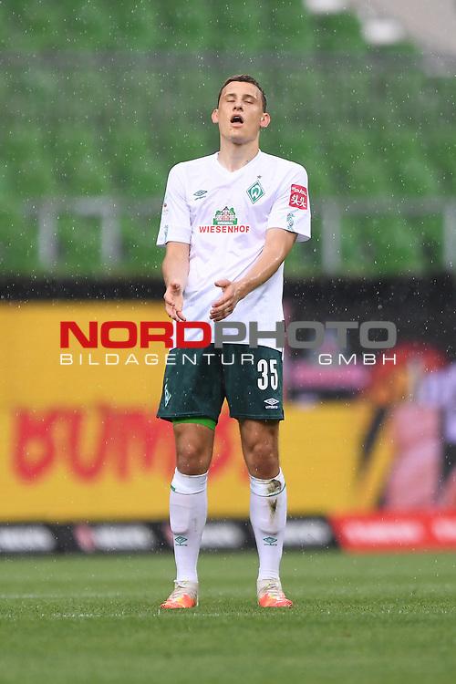 Maximilian Eggestein (Werder Bremen) aergert sich.<br /><br />Sport: Fussball: 1. Bundesliga:: nphgm001:  Saison 19/20: 34. Spieltag: SV Werder Bremen - 1. FC Koeln, 27.06.2020<br /><br />Foto: Marvin Ibo GŸngšr/GES/Pool/via gumzmedia/nordphoto