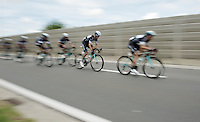 OmegaPharma-Quickstep taking control of the race<br /> <br /> Belgian Championships 2014 - Wielsbeke<br /> Elite Men