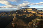 Panorama sur les Three Rondavels, Blyde River canyon Blyde River canyon