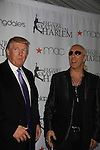 Donald Trump and Dee Snider (Celebrity Apprentice) at the 2012 Skating with the Stars - a benefit gala for Figure Skating in Harlem celebrating 15 years on April 2, 2012 at Central Park's Wollman Rink, New York City, New York.  (Photo by Sue Coflin/Max Photos)